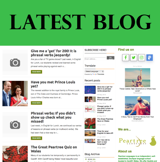 Peartree Life Blog